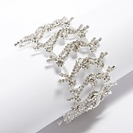 Women's Fashion Bracelet Cubic Zirconia/Alloy Cubic Zirconia