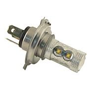 Carking™ Car Auto H4 50W 10SMD LED Fog Light Head Lamp Driving Bulb-White(12V 1PC)