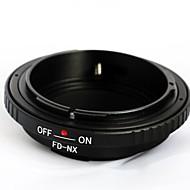FD объектив для Samsung NX Переходник байонета NX5 NX10 NX11 NX100 NX200 NX300 nx1000