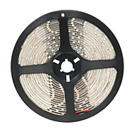 5m 300x3528 smd cálida lámpara de luz de tira llevada blanca (12v)