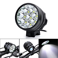Marsing Headlamps / Bike Lights LED 3500-4500 Lumens 3 Mode Cree XM-L T6 18650 Waterproof / Rechargeable / Impact Resistant / High Power