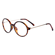 [Frame Only] Round Full-Rim Prescription Eyeglasses