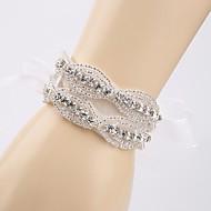Pure Handmade Diamond Luxury Hand Armlet Bracelet
