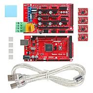 geeetech 3D-Drucker Mega 2560 + Rampe 1.4 erweitern Schild + a4988 Schritttreibersatz