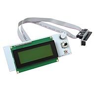 """geeetech lcd2004 älykäs ohjain 3 """"LCD-näyttö moduuli 3D-tulostin"""