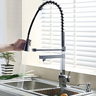 American Standard Deck Mounted Single Handle One Hole with Chrome Kitchen faucet