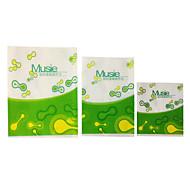 bolsas de comida de papel ambiental (juego de 88)