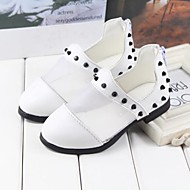 Girls' Shoes Round Toe Flat Heel Sandals with Rivet Shoes More Colors available