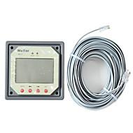 epsolar távoli méteres mt-1 duo-akkumulátor töltöttségi vezérlő epip20-db-es-1