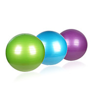 fhawk Frauen Gewicht verlieren Explosionsschutz professionelle Yoga Ball 75cm (gelegentliche Farbe)