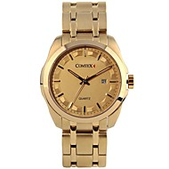 Comtex Luxury Steel men's Watch