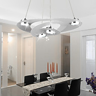 putian ™ hanglampen geleid modern / hedendaagse woon / bed / eetkamer / studie / office metal