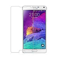 Näytönsuojat - Samsung Galaxy Note 4 - Iskunkestävä karkaistu lasi
