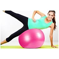 Fitnessball ( Rosa/Blau/Purpur ) - PVC