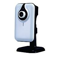 besteye® h.264 p2p câmera IP WIFI hd 720p 1.0m pixels ir visão noturna câmera com fio ou wireless card 64gb