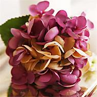"""21"""" Purple Hygrangeas Artifical Flowers"""