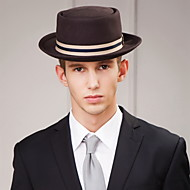 גברים צמר כיסוי ראש-קז'ואל כובעים