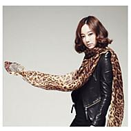 2015 New Shawls Scarves Chiffon Leopard