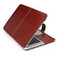 Apple MacBook Air 13-Zoll-Fall-Foliokasten Schlagfall PU-Leder Fall harter Fall für macbook Luft 13 ""