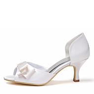 Women's Wedding Shoes Heels Sandals Wedding Ivory