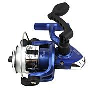 Blue High End Fishing Tool No Gap A Fishing Line Wheel The handle You can Fold