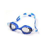 Óculos de Natação CriançasAnti-Nevoeiro / Á Prova-de-Água / Tamanho Ajustável / Proteção UV / Almofadas Laterais Ajustáveis / Correira