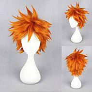 14inch Short Haikyuu!!-hinata syouyou Orange Anime Cosplay Wig