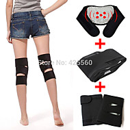 Tourmaline Self Heating Waist Support Belt Magnetic Therapy Neck Guard Knee Pad Belt Waist Support Thermal Protection
