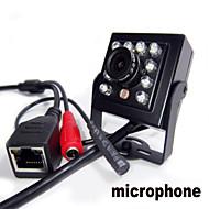 Dag Nacht/Bewegingsdetectie/Dual Stream/Remote Access/IR-cut/Plug and play - Binnen Mini - IP Camera
