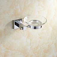 koupelnové doplňky mosaz materiál nádobí chromovaná mýdlo