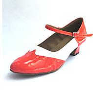 女性用 - ダンスシューズ チャンキーヒール - 縫う靴