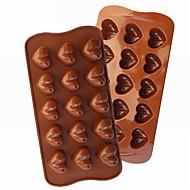 ファッションDIY環境に優しいシリコーンチョコレートケーキツールバー用の器物キッチン