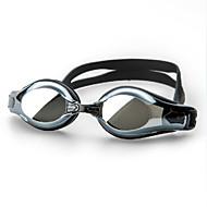 winmax® férfi fekete galvanizáló PC lencse 350 fokos rövidlátó / rövidlátás úszószemüveg