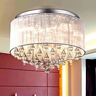 5W Vestavná montáž ,  moderní - současný design Broušený vlastnost for Křišťál KovObývací pokoj / Ložnice / Jídelna / studovna či