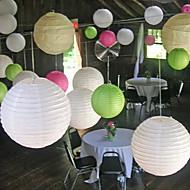 Gyöngyház fényű papír Esküvői dekoráció-1db / Set Tavasz / Nyár / Ősz / Tél Nem személyesíthető