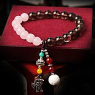 Women's Chain Bracelet Agate Crystal