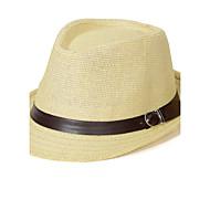 Vlechtwerk Heren Helm Speciale gelegenheden/Casual/Outdoor Hoeden Speciale gelegenheden/Casual/Outdoor 1 Stuk
