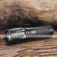 Ultrafire® Flashlight Kits LED 2200 Lumens 5 Mode Cree XM-L T6 18650 Adjustable Focus Camping/Hiking/Caving / Everyday Use / Working