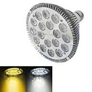 18W E26/E27 LED bodovky 18 High Power LED 1500-1600 lm Teplá bílá / Chladná bílá AC 220-240 V 1 ks