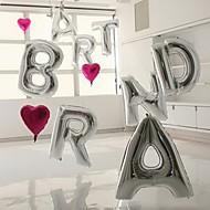 Ikke-personalisert - Ballong/Unik Bryllupspynt/Bryllupsdekorationer -Strand Tema/Hage Tema/Blomster Tema/Sommerfugl Tema/Klassisk