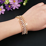 Women's Tennis Party/Special Occasion/Western Style Fashion HIgh-End Casual Bracelet - Alloy