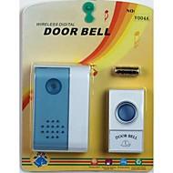Amerikaanse stekker nieuwe controle afstand deur klokkenspel draadloze deurbel afstandsbediening deurbel klokkenspel