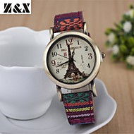 Women's Fashion Bohemia Eiffel Tower Quartz Analog Leather Wrist Watch(Assorted Colors) Cool Watches Unique Watches