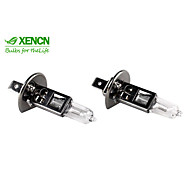 2PCS XENCN H1 P14.5s 12V70W 3200K Clear Series Original Line Car Headlights OEM Quality Halogen Bulbs Auto Lamp