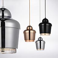 60W מנורות תלויות ,  מודרני / חדיש / מסורתי/ קלאסי / סגנון חלוד/בקתה / רטרו אחרים מאפיין for סגנון קטן מתכתחדר שינה / חדר אוכל / מטבח /