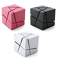 MOWTO Qone Magic Cube Colorful Wireless Bluetooth Speaker with Mic Handsfree