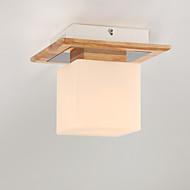 Flush Mount Mini Style Modern/Contemporary Living Room / Bedroom / Dining Room / Study Room/Office / Kids Room Wood
