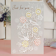 Side Fold Party Invitations - 1 Piece/Set Thank You Cards Non-personalized