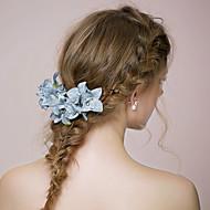 Women's Fabric Headpiece - Wedding/Outdoor Flowers 1 Piece