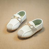 Komfort/Mockasin - Imitationsläder - Loafer ( Blå/Gul/Vit )